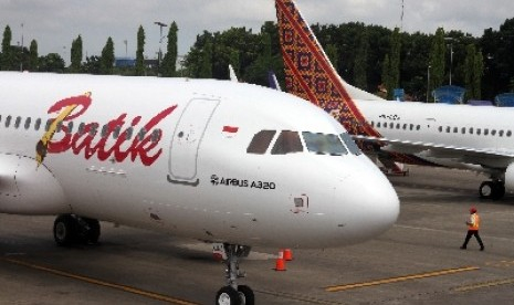 Cuaca Buruk, Penumpang Batik Air Tujuan Jakarta Turun Kembali dari Pesawat