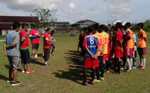 Tiga Anak Meranti Lolos Seleksi PPLP Tingkat Kabupaten, Heri: Terimakasih Dispora Riau