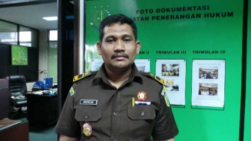 Mantan Sekda Meranti Tak Hadir, Yuliarso Jalani Pemeriksaan Selama 6 Jam di Kejati Riau