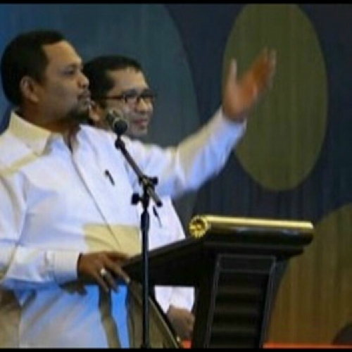 Membangun Partai yang Lebih Modern, Indra Adnan Siap Maju Caketum Partai Golkar