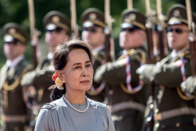 Aung San Suu Kyi dan Presiden Myanmar Ditangkap Militer