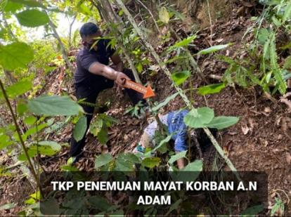 Pasca Penemuan Lelaki Gantung Diri di Pohon Nangka, Pembunuhan Bocah 6 Tahun di Rohul Terungkap
