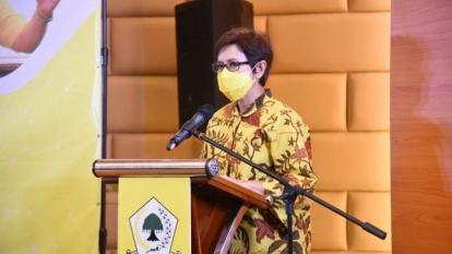 91 Kadernya Dilantik Jadi Kepala Daerah, Golkar Minta Jaga Amanah Dalam Tugas