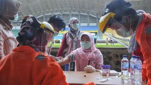 Hasil Rapid Test Massal di Jabar, 409 Orang Dinyatakan Positif Corona
