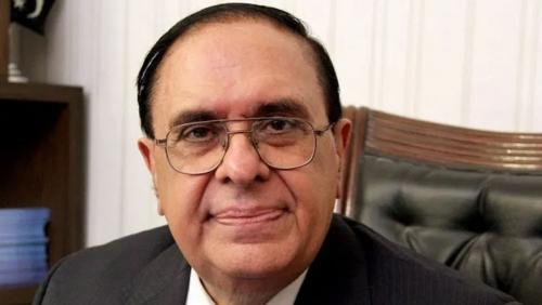 Prof Atta-ur Rahman Sebut Virus Corona Diciptakan di Laboratorium Militer AS