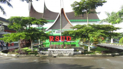 13 Tenaga Medis Positif Covid-19, RSUD Padang Panjang Ditutup