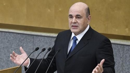 Aktif Perangi Pandemi Corona, PM Rusia Positif Covid-19