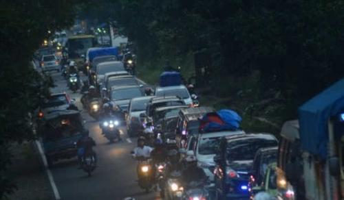 Mobil Pemudik dari Jawa Padati Jalur Lintas Timur Sumatera, Tujuan Riau, Sumut dan Aceh