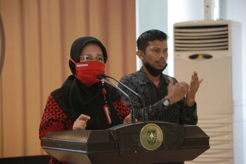 UPDATE: 1.719 PDP di Riau Telah Dipulangkan