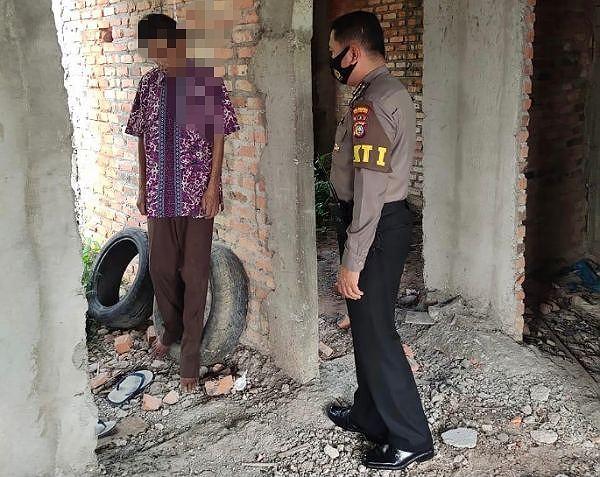 Bermain di Rumah Kosong, Anak Panti Asuhan di Panam Temukan Pria Tergantung