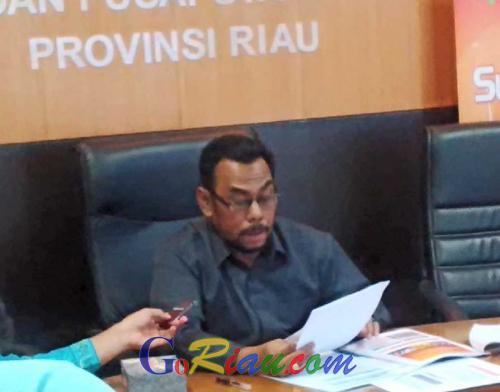 Pasca Lebaran, Komoditas Lontong Sayur dan Daging Ayam Sebabkan Riau Inflasi 1,06 Persen