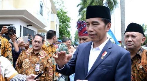 Jokowi: Pansus Angket KPK Jangan Dibawa-bawa ke Saya, Itu Wilayahnya DPR