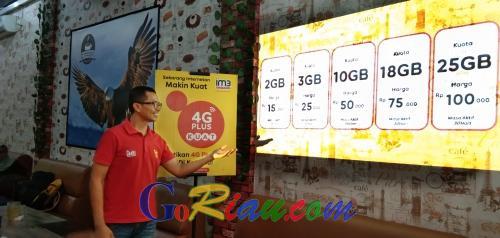 Tanpa Batasan Jam, IM3 Ooredoo Hadirkan Paket Freedom Internet