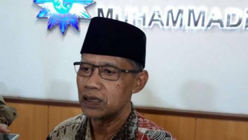 Menag Atur Majelis Taklim, Ketum Muhammadiyah: Kegiatan Agama Lain Harus Diatur Pula, Jangan Diskriminatif