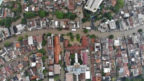 Hingga Rabu Malam, Lebih 31.000 Warga Jakarta Mengungsi