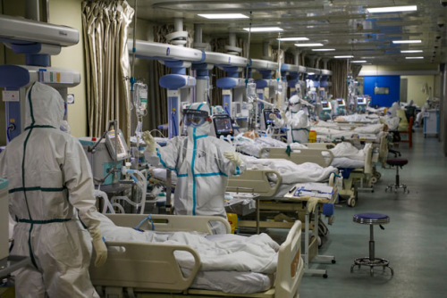 Virus Corona Sudah Renggut 3.008 Jiwa, Ini Daftar Jumlah Korban Per Negara