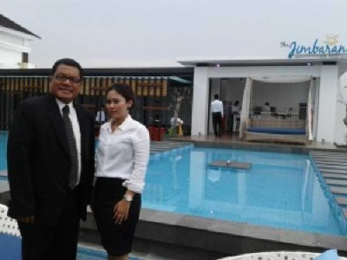 Pertama di Pekanbaru The Baliview Luxury Hadirkan Konsep Villa Serasa Nginap di Pulau Dewata