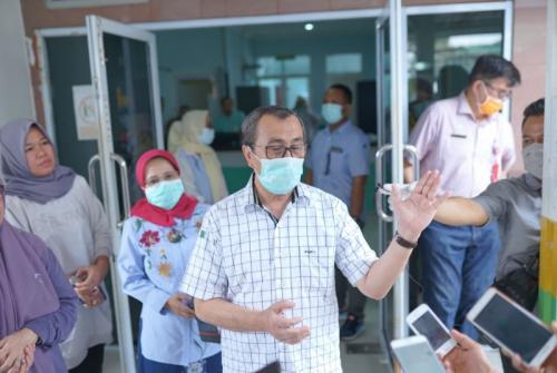 Positif Covid-19 di Riau Bertambah 4 Orang Jadi 7 Kasus
