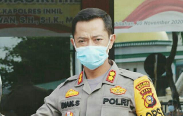 Tiga Polsek di Inhil Kini Tak Bisa Melakukan Penyidikan