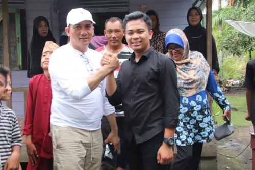 M Adil Janji Dukung Penuh Kreatifitas Generasi Anak Melayu Kepulauan Meranti