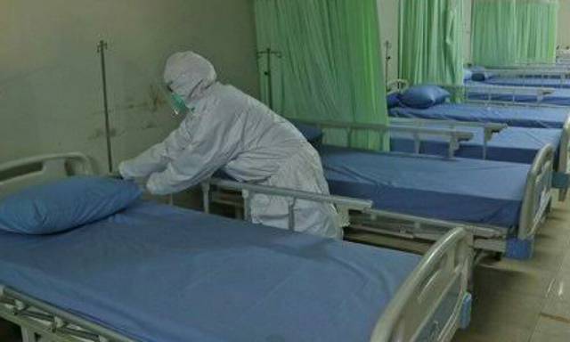 Hotel Isolasi Mandiri di Pangkalan Kerinci Sudah Tampung 170 Pasien Covid-19