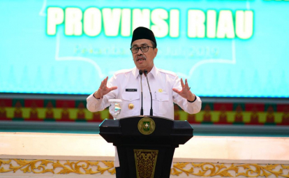 Terbanyak Kedua se Sumatera, 341.695 Pelaku Usaha di Riau Terima BPUM