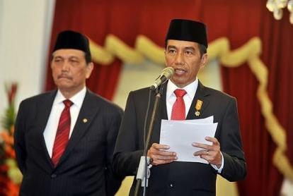 Presiden Jokowi Akhirnya Resmi Perpanjang PPKM Level 4 Hingga 9 Agustus 2021