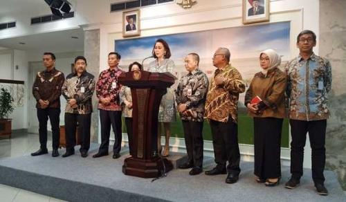 Ini 10 Capim KPK yang Diserahkan ke Jokowi, 2 dari Kejaksaan dan Polri