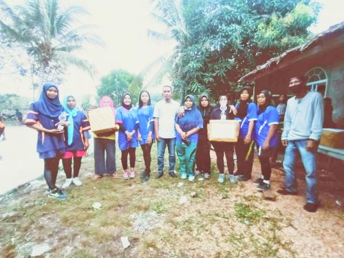 Turnamen Bola Voli Berakhir, Andhi Ansor Dapat Dukungan Maju di Pilkades Tanjung Peranap