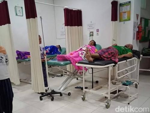 Korban Keracunan Ikan Tongkol di Jember Terus Bertambah, Sudah 350 Orang