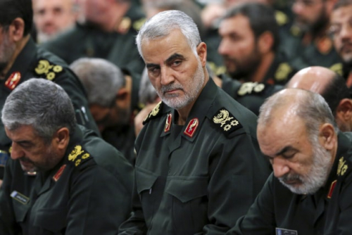 Jenderalnya Dibunuh Amerika Serikat, Iran Berjanji Balas Dendam
