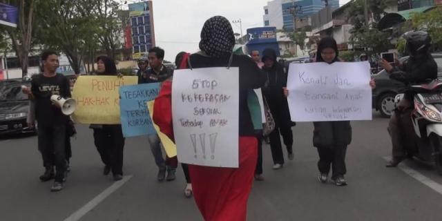 Presiden Jokowi Sudah Teken PP Kebiri Pelaku Kekerasan Seksual terhadap Anak