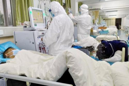 Virus Corona Bunuh 57 Orang dalam Sehari