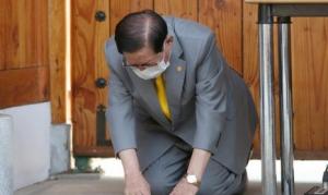 Lebih 2.500 Jemaatnya Terinfeksi Covid-19, Pemimpin Gereja Shincheonji Minta Maaf ke Warga Korsel