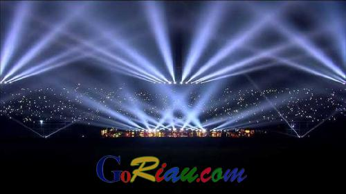 Closing Ceremony Bhayangkara Cup 2016, Rocker Papan Atas Indonesia Goyang Senayan