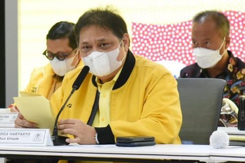 CSIS Nilai Airlangga Miliki Dua Keunggulan Dibanding Kandidat Capres Lain