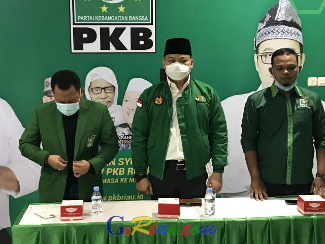 Breaking News: PKB Perkenalkan Tiga Pimpinan DPC PKB, Ada Catur Sugeng dan Taufik Arrakhman
