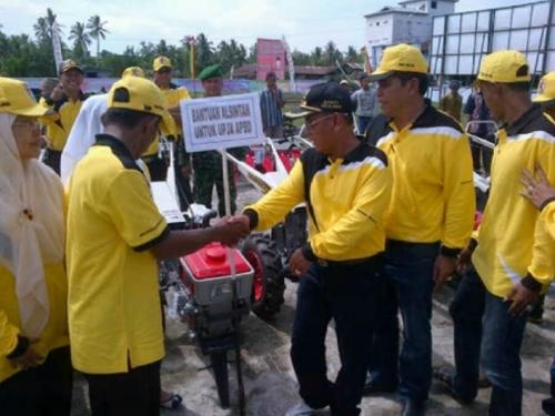 Tingkatkan Kualitas Varietas Lokal Cekau dan Karya Pelalawan di Lumbung Padi Pelalawan