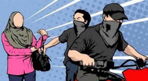 Enam Kali Menjambret dengan Kekerasan di Kota Pekanbaru, Anak Kelas 1 SMK Ini Diringkus Polisi