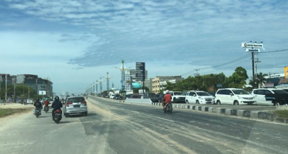 Penyekatan Jalan Jadi Keluhan, Firdaus: Pemerintah Prihatin Perkembangan Covid-19 di Pekanbaru