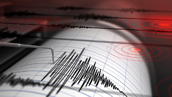 Gempa M 6,0 dan M 5,4 Guncang Mukomuko, Kedalaman 10 KM