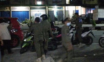 Di Tengah Pandemi Corona, Sekelompok Pemuda di Tembilahan Mabuk-mabukan
