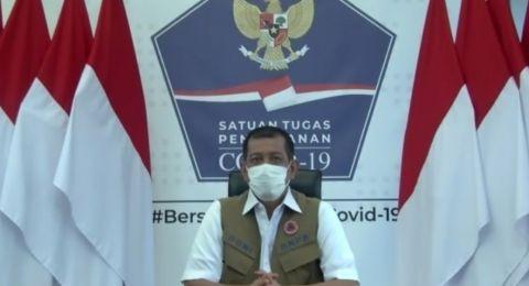 Doni Monardo Imbau Masyarakat Terapkan Juga Protokol Kesehatan dalam Rumah