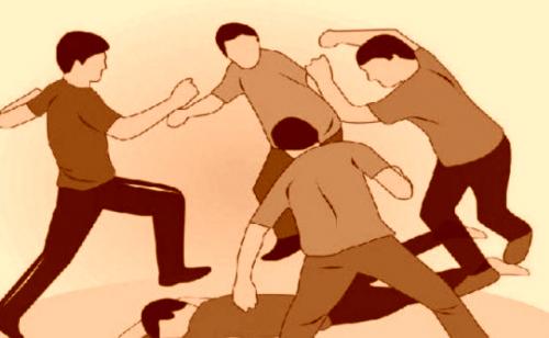 Acungkan Parang ke Warga, Polisi Tewas Dikeroyok pada Acara Hiburan Orgen Tunggal