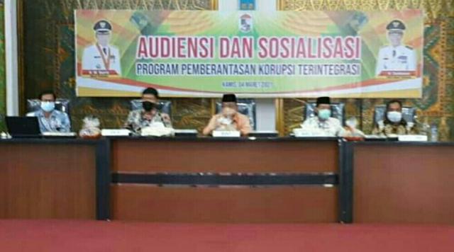LHKPN Anggota DPRD Pelalawan Disorot KPK