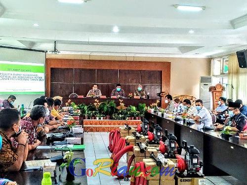 Hari Ini, DLHK Kumpulkan Perusahaan Perkebunan dan Kehutanan se-Riau, Ini Gunanya