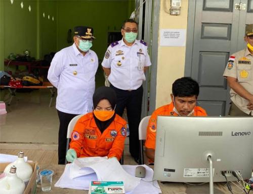 Pemprov Riau Dirikan Pos Terpadu di Perbatasan Sumbar, Sumut dan Jambi