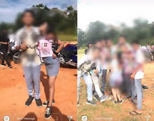 Viral.., Video Siswa SMA di Rohul Riau Lakukan Hal tak Senonoh di Pesta Kelulusan, Kemendikbud Cari Pihak Sekolah