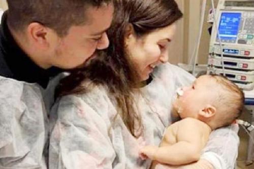 Koma 32 Hari, Bayi Berusia 5 Bulan Sembuh dari Covid-19