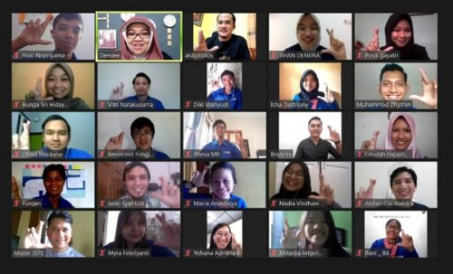 XL Axiata Ajak Mahasiswa Pahami Dunia Bisnis